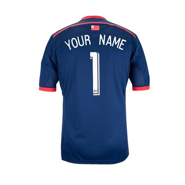 Youth Revolution Custom 2014/15 Home/Navy Replica Jerseys