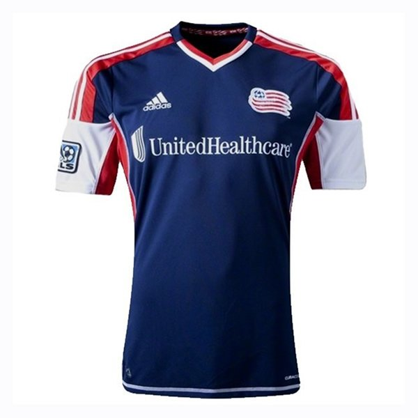 Youth Revs 2012/13 Replica Home Jersey