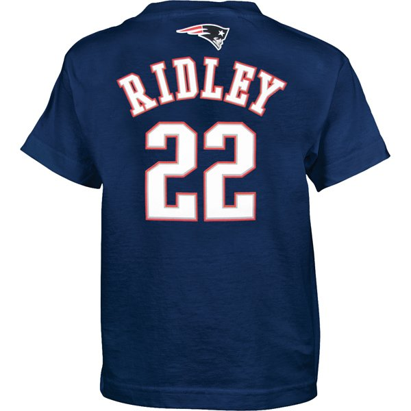 Youth Ridley Name and Number Tee