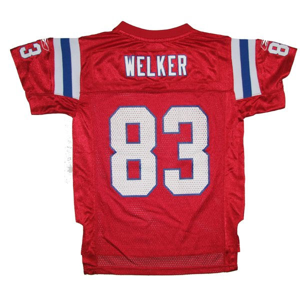 Youth Welker Throwback Jersey