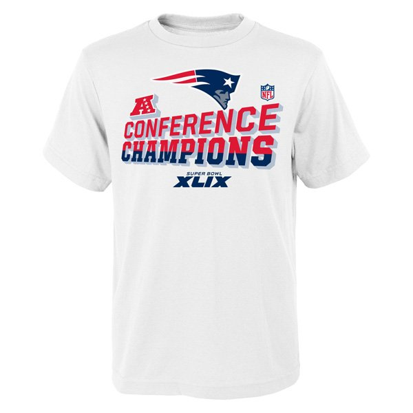 Youth Nike 2014 AFC Champs Tee-White