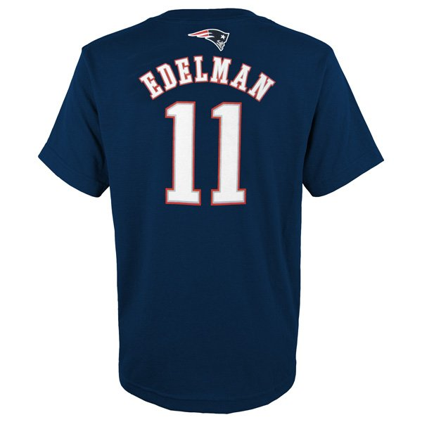 Youth Edelman Name and Number Tee