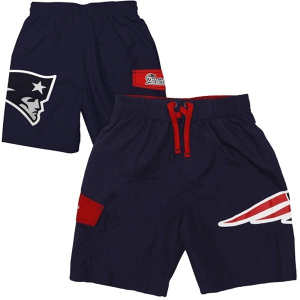 Youth Patriots Board Short-Navy