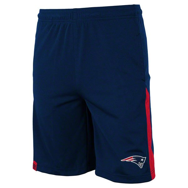 Youth Gameday Shorts-Navy/Red