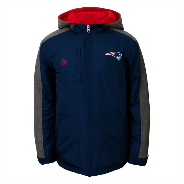 Youth Patriots Resonate Midweight Jacket-Navy