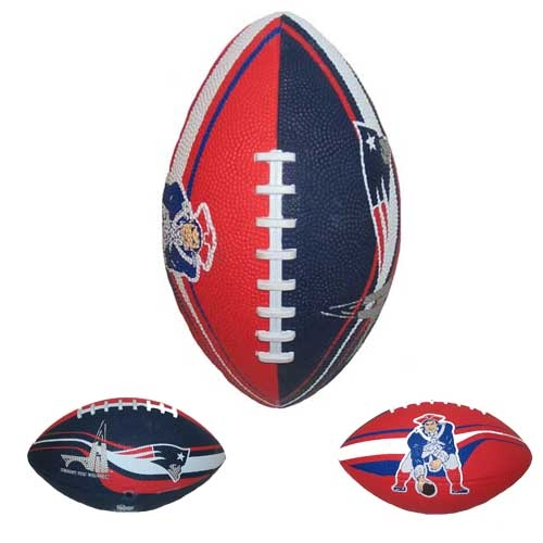 Yth Flying Elvis/Throwback Rubber Football