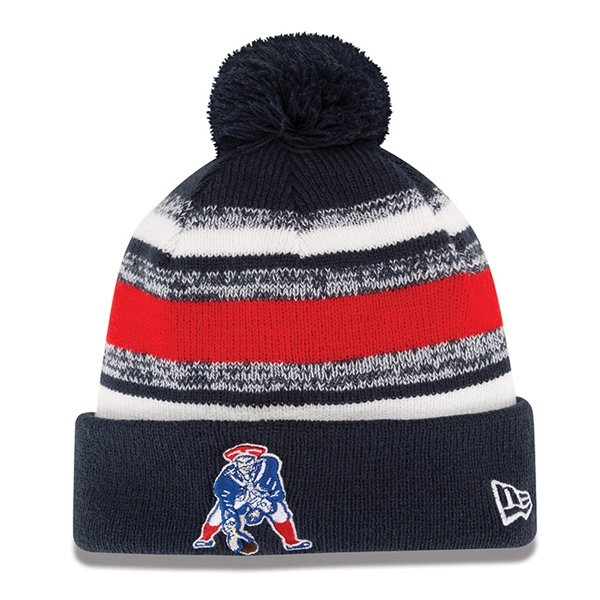 Youth New Era 2014 Throwback On Field Knit Hat