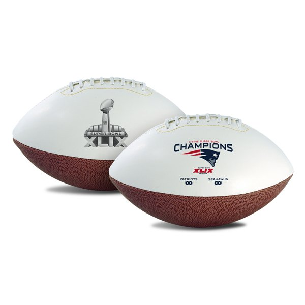Youth Super Bowl XLIX Champs Football
