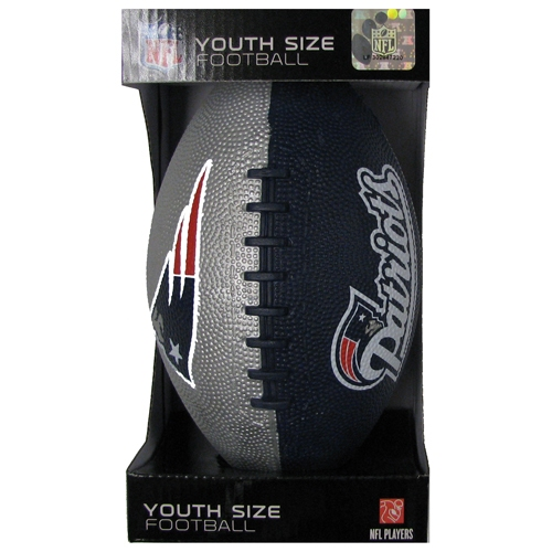 Youth Hail Mary Rubber Football