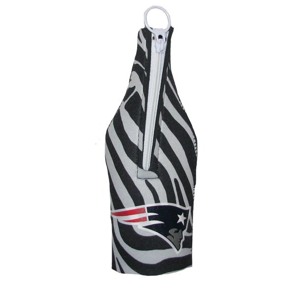 Patriots Bottle Zebra Print Bottle Suit