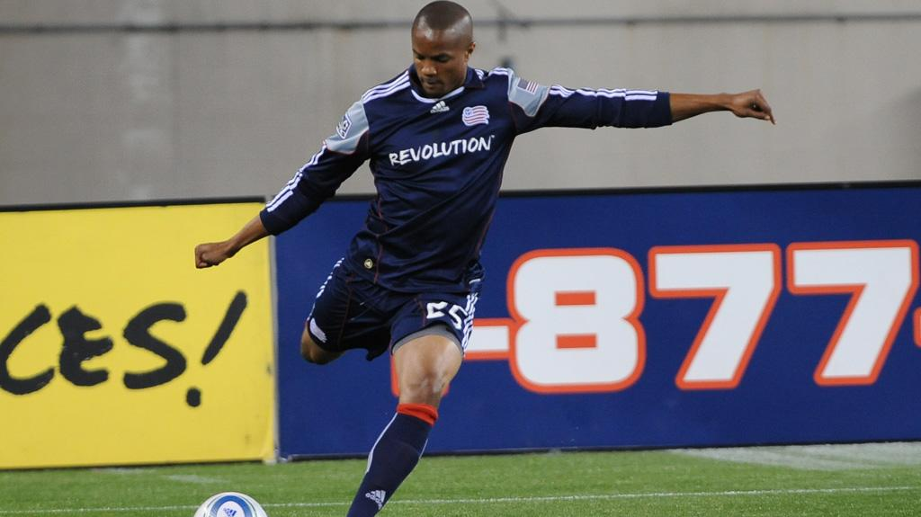 Darrius Barnes became just the second player in MLS history to play every minute of his rookie season in 2009