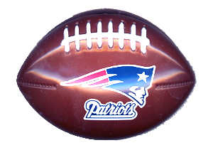 Patriots Chip Clip / Magnet