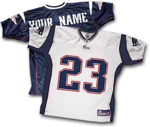 Customized Authentic Jerseys