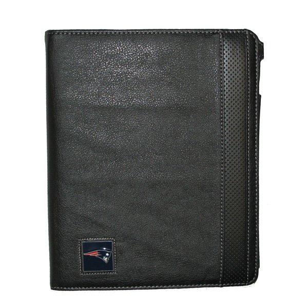 Patriots IPAD Case-Black