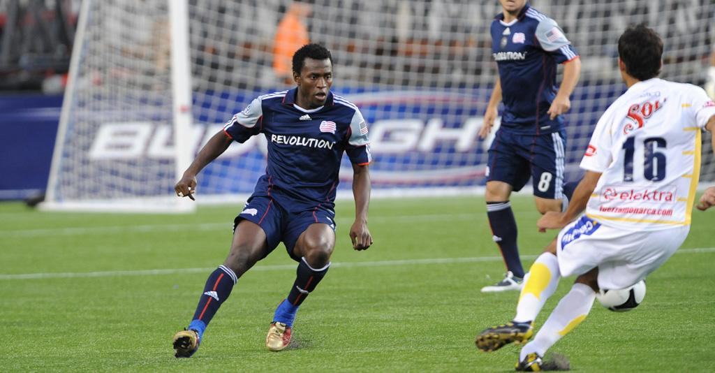 Kenny Mansally could earn his second straight start at left midfield on Saturday night