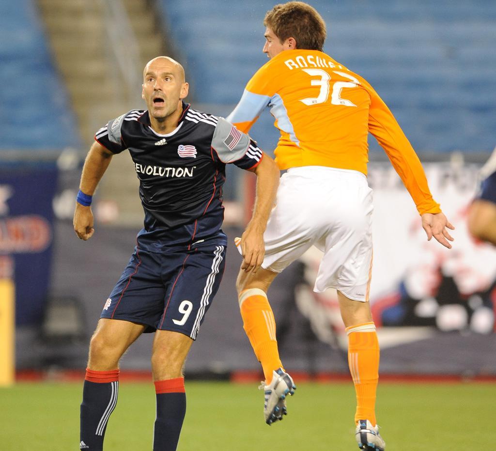 Ilija Stolica  vs. Houston Dynamo