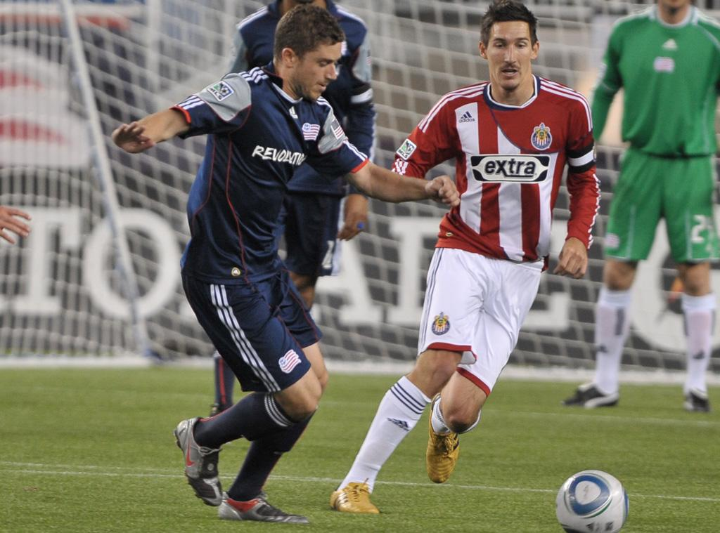 Chivas USA 4, Revolution 0