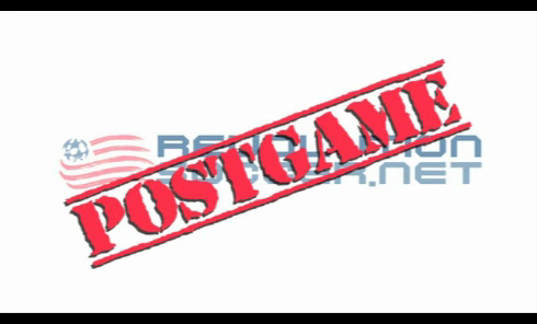 Revolution Postgame: May 15, 2010