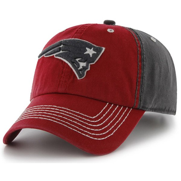 Official new england patriots proshop 47 brand phase cap red